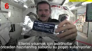 10 Adımda Astronotlar Uzayda Nasıl Yaşar ?   Yeni Jenerasyon