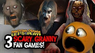 Download Annoying Orange Plays - Five Nights at Candy's 3
