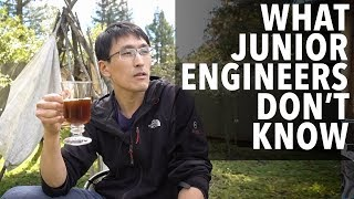What junior engineers don't know
