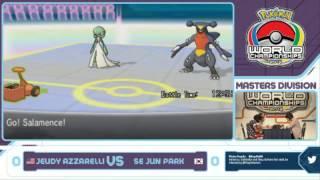 Pokemon World Championships 2014 Finals - Masters [PACHIRISU]