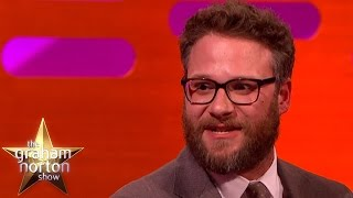 Seth Rogen's Insane Tiger Story - The Graham Norton Show