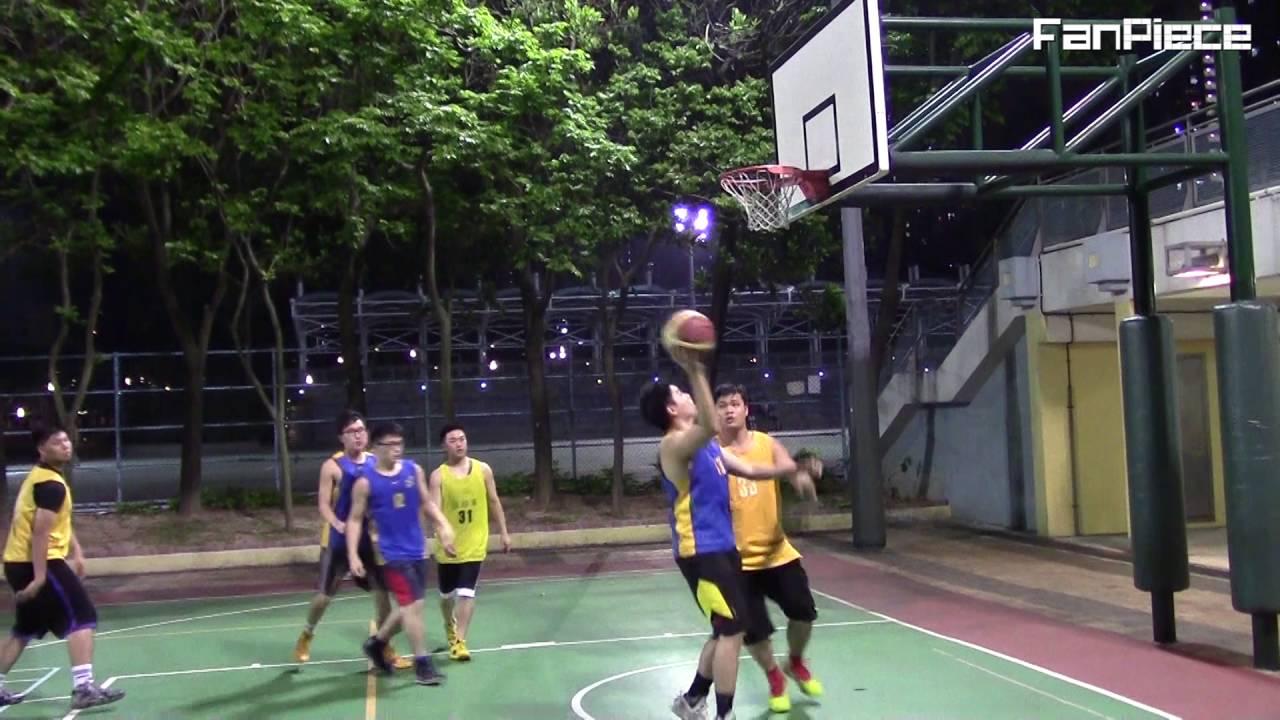 香港籃球同好會(第二屆3 ON 3友誼賽精華) | 官方影片頻道 | 大娛樂家 - fanpiece