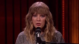 Jimmy Fallon CRIES During Taylor Swift's ″New Years Day″ Performance