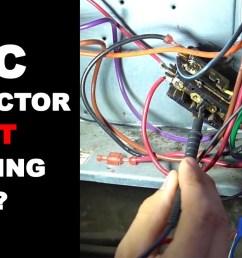 contactor ac unit diagram [ 1280 x 720 Pixel ]