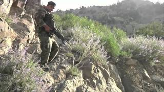 U.S. and Afghan forces clear and fight Taliban in OPERATION TOFAN II