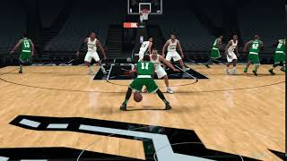 NBA 2K18 Closing of isolation tendency