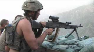 Firefight at Outpost Restrepo