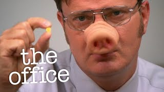 Dwight Finds a Pill - The Office US