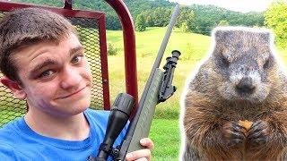 Kendall Gray vs. Unauthorized Ground Hog