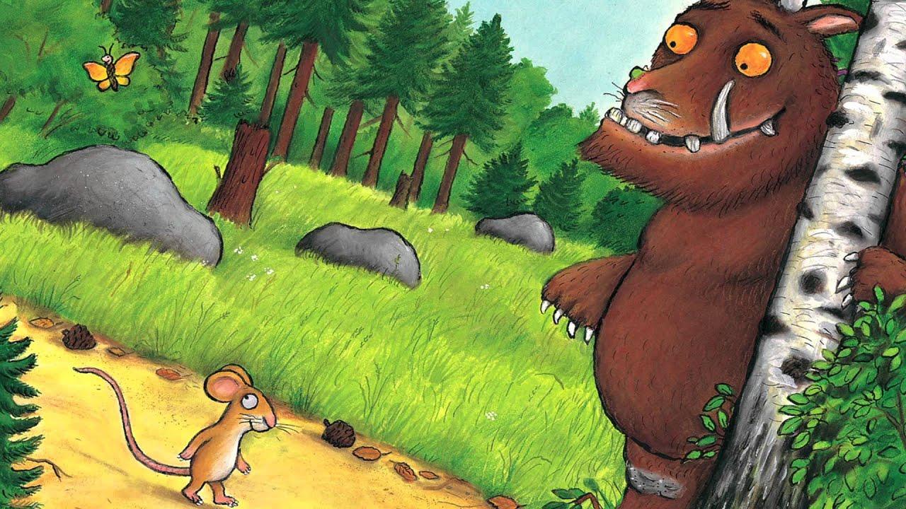 Animated Snake Wallpaper The Gruffalo International Childrens Book Reading