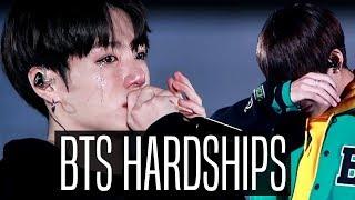 BTS HARDSHIPS | Antis, plagiarism, sajaegi, petitions | Struggles throughout the years