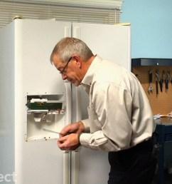 double door kelvinator refrigerator [ 1280 x 720 Pixel ]