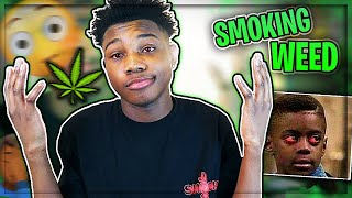 Download MY MOM WALKED IN ON ME SMOKING WEED 🍁💨 Clip Video