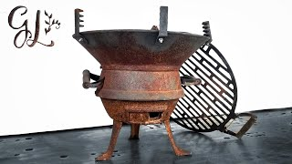 Hibachi BBQ RESTORATION