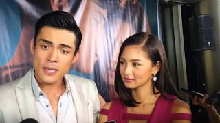 Xian, Kim talk about their relationship