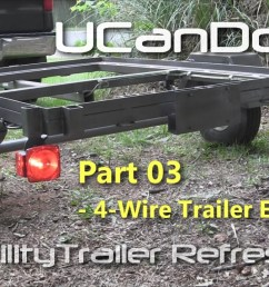 led trailer tail lights on utility trailer tail light wiring wiring diagram blog [ 1280 x 720 Pixel ]