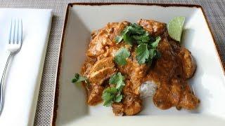 Quick & Easy Chicken Tikka Masala – Creamy Chicken Curry Recipe