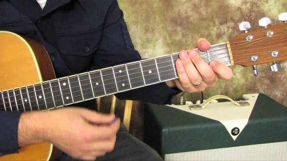 Beatles Guitar Lesson - How to Play - Rocky Raccoon - Easy ...