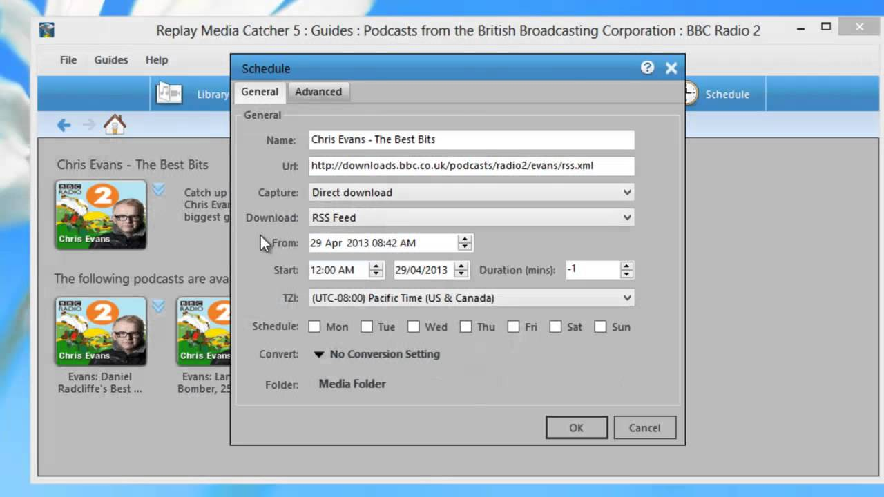 How To Download Podcasts Automatically With Replay Media