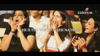 Arijit Singh at GLOBAL INDIAN MUSIC AWARDS.|Awared by the titlt Best LIVE PERFORMER