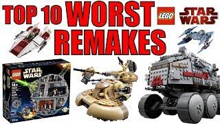 Download Lego Trade Federation MTT 7662 vs 75058 Review