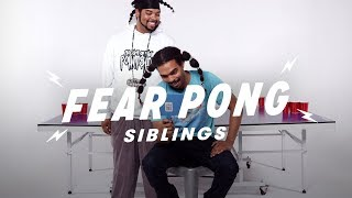 Brothers Play Fear Pong (Duranged vs. Brajoro) | Fear Pong | Cut