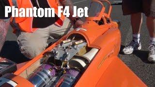 RC Jet Twin Turbine Airplane Phantom F4