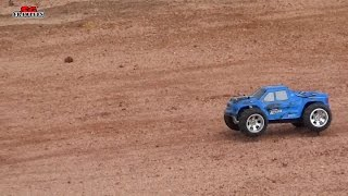 Wltoys A979 Vortex 1/18 2.4GHz 4WD Monster Truck Offroad bash!
