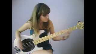 Stevie Wonder - Master Blaster [Bass Cover]