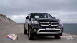 Test Mercedes-Benz X 250 d 4MATIC