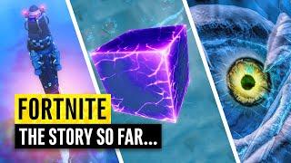 Fortnite | The Story So Far... All Live Events and Cinematics (Season 3 – Season 9)
