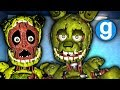 FNAF 3 SPRINGTRAP PILL PACK HIDE AND SEEK #2! Five Nights at Freddy's Garry's Mod Sandbox