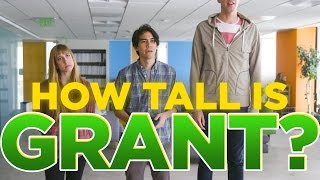 Watch How Tall Is Grant? Video