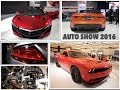HIGHLIGHTS FROM MONTREAL AUTO SHOW - 2016