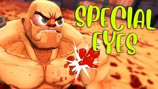 I HAVE SPECIAL EYES | GORN (HTC Vive Virtual Reality)