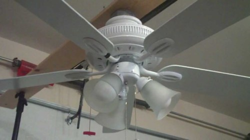 small resolution of 52 quot hampton bay glendale ceiling fan youtube hampton bay ceiling fan capacitor diagram hampton bay chain switch wiring