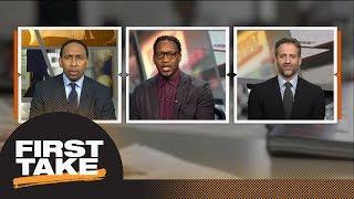 Stephen A., Tracy McGrady and Max have LeBron James vs. Michael Jordan debate | First Take | ESPN