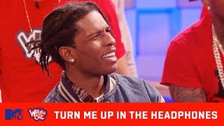 Drake, Lil Uzi Vert, A$AP Ferg & More Step In the Booth 😂   Wild 'N Out   #TurnMeUpInTheHeadphones