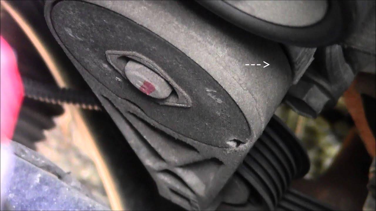 3400 Engine Diagram Drivebelt And Tensioner Check 2005 Thru 2009 Chevy