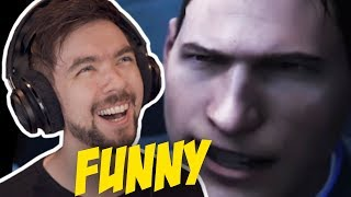 28 STAB WOUNDS!! | Jacksepticeye's Funniest Home