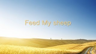 Feed My sheep (David Wilkerson)