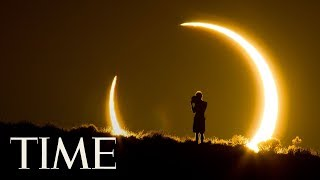 360 Degree VR Solar Eclipse Live Stream With Jeffrey Kluger From Casper, Wyoming   TIME