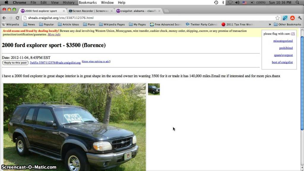 Craigslist Greenville Sc Cars By Owner
