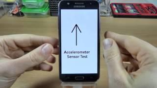 Samsung Galaxy J5 (2016), (2017) - SECRET CODES