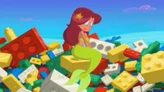 Zig & Sharko - Silly builders (S01E24) Full Episode in HD