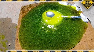 WATCH What Molten Metal Does to SLIME