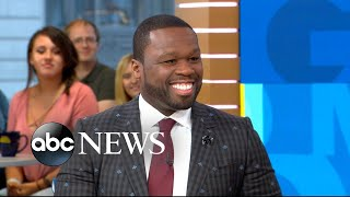 Rapper 50 Cent reveals his hidden talent but says, 'It's bad for my image'