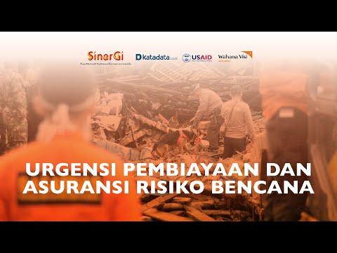 Urgensi Pembiayaan dan Asuransi Risiko Bencana | Katadata Indonesia