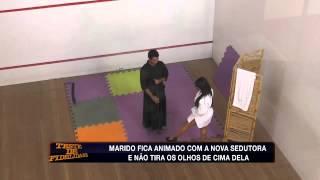 Teste de Fidelidade: Professor vai 'ensinar' todas as artes marciais para morena