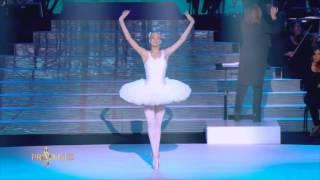 Hannaë 15 ans, danse sur ″Le Lac des Cygnes″ de Tchaïkovsky - Prodiges